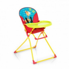 Scaun Masa Mac Baby - Jungle Fun Hauck