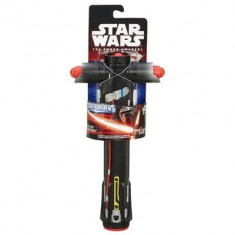Sabie Star Wars The Force Awakens Kylo Ren Extendable Lightsaber - Vehicul Hasbro