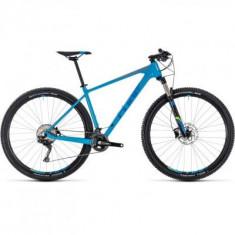 BICICLETA CUBE REACTION C:62 Blue Grey 2018 - Mountain Bike
