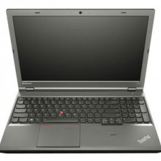 Laptop Lenovo ThinkPad T540p, Intel Core i5 Gen 4 4300M 2.6 GHz, 4 GB DDR3, 500 GB SATA, DVDRW, WI-FI, Bluetooth, Webcam, Display 15.6inch 1366 by 7