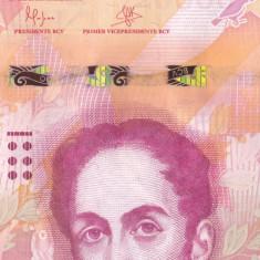 Bancnota Venezuela 20.000 Bolivares 2016 (2017) - PNew UNC