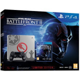 Consola Sony Playstation 4 Slim 1 Tb Limited Edition + Star Wars Battlefront Ii Deluxe Edition