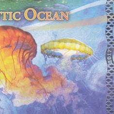 Bancnota Atlantic Ocean 4 Dolari 2017 - PNew UNC SPECIMEN (serie S 00000)