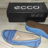 Pantofi ECCO albastri