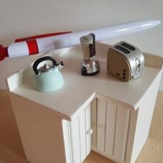 Aparate de electrocasnice bucatarie - miniaturi papusi