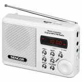 Radio Sencor SRD 215 W White - Aparat radio