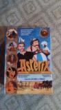 ASTERIX SI OBELIX , COLECTIE DE 4 DVD TRADUSE IN ROMANA
