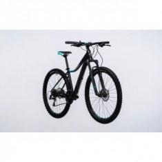BICICLETA CUBE ACCESS WLS EXC iridium mint 2017 - Mountain Bike