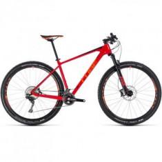 BICICLETA CUBE REACTION C:62 RACE Red Orange 2018 - Mountain Bike