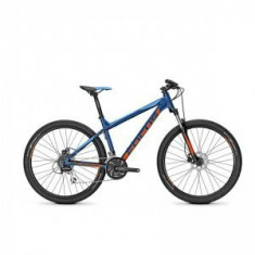 Bicicleta Focus Whistler Elite 27 24G albastra 2016 - Mountain Bike