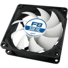 Ventilator Arctic F8 SILENT 80 mm, 1200 rpm, 15.1 CFM - Cooler PC
