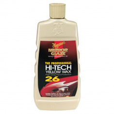 Mirror glaze High Tech yellow wax - Ceara Auto