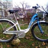 Bicicleta oras Puky, cadru dama, roti 24, 3 viteze in butuc