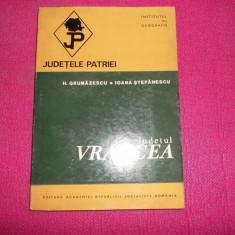Judetul Vrancea, H. Grumazescu, Ioana Stefanescu - Carte Geografie