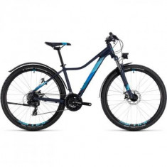 BICICLETA CUBE ACCESS WS ALLROAD Blue´N'Aqua 2018 - Mountain Bike