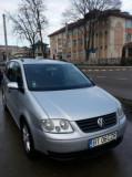 Vw touran, Motorina/Diesel, Berlina