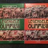 Legendele Olimpului 2 Vol -3 - Carte mitologie