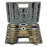 Trusa filiere si tarozi Strend Pro SX1436, HSS, 33 piese, M3-M12
