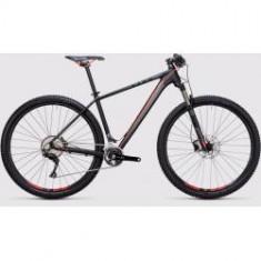 BICICLETA CUBE LTD PRO 2X Blackline 2017 - Mountain Bike