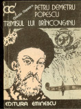 Petru Demetru Popescu- Trimisul lui Brancoveanu, col. Clepsidra