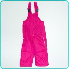 Pantaloni—salopeta iarna, impermeabili, IMPIDIMPI → fete | 18-24 luni | 86—92 cm, Marime: Alta, Culoare: Fuchsia