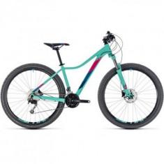 BICICLETA CUBE ACCESS WS PRO Mint Raspberry 2018 - Mountain Bike