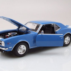 Macheta Chevrolet Camaro Z28 - Welly scara 1:24 - Macheta auto