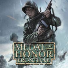 Medal of Honor Frontline - PS2 [Second hand], Shooting, 12+, Multiplayer