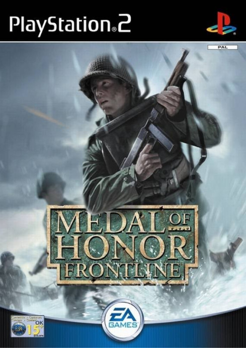 Medal of Honor Frontline - PS2 [Second hand]