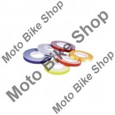 MBS FELGENDEKOR 5MM REFLEKTIEREND, GRUN, 5MM, 15/213, Cod Produs: D2828236AU - Rim streaps - benzi jante Moto