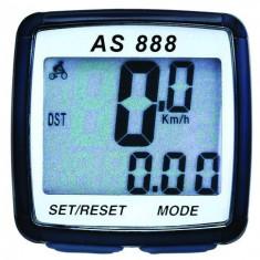 Kilometraj - Vitezometru Digital Bicicleta Assize - 8 functii  ( AS 888 )