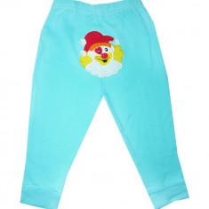 Pantaloni Carters albastri model clov, Marime: 12-18 luni