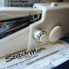 Mini masina de cusut portabila electrica REMINGTON