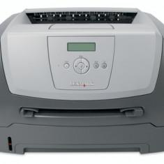 Lexmark E350D / imprimanta laser / duplex / monocrom - Imprimanta laser alb negru Lexmark, DPI: 600, A4, 35-39 ppm