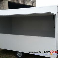 Rulota comerciala L-4m in stoc - Utilitare auto