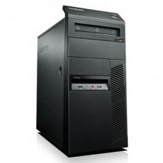 Calculator Lenovo ThinkCentre M82 Tower, Intel Core i5 Gen 3 3550 3.3 GHz, 4 GB DDR3, 250 GB HDD SATA, DVD-ROM - Sisteme desktop fara monitor