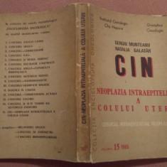 Neoplazia Intraepiteliala  A Colului Uterin - Sergiu Munteanu, Natalia Galatar, Alta editura