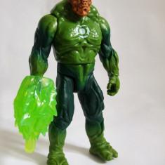 Action figure Mattel DC Comics, Kilowog Green Lantern, figurina colectie, 12 cm