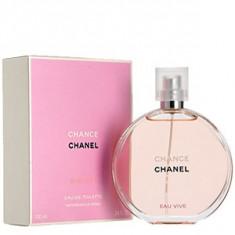 Chanel Chance Eau Vive EDT 100 ml pentru femei - Parfum femeie Chanel, Apa de toaleta