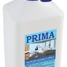 Dezinfectant rapid pentru suprafete, spray, 1L, PRIMA - Oi/capre