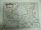 Valahia Serbia Bulgaria Romania 1598 Gerhard Mercator Duisburg 031
