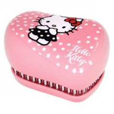 Tangle Teezer Compact Styler perie de par Hello Kitty Pink