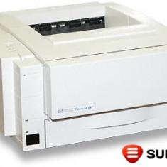 Imprimanta laser HP Laserjet 5P C3150A fara capace carcasa rupta - Imprimanta laser alb negru