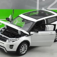 Macheta Land Rover Range Rover Evoque - Welly scara 1:24 - Macheta auto