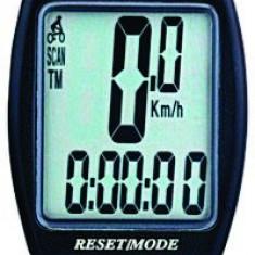 Kilometraj - Vitezometru Digital Bicicleta - wireless - 8 functii ( AS 4000 ) - Piesa bicicleta