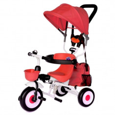 Tricicleta pliabila Skutt Plika Red