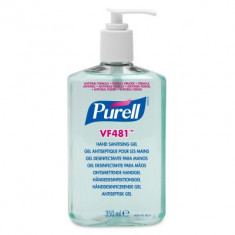 Gel dezinfectant Purell Antiviral VF481 350 ml - Solutie antidaunatori