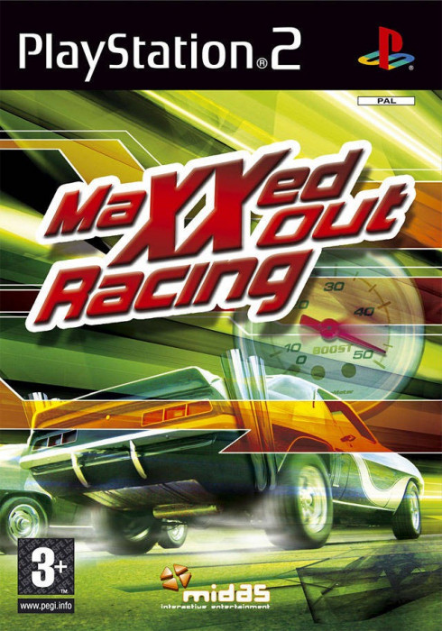 Maxxed Out Racing - PS 2 [Second hand] foto mare