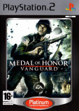 Medal of Honor - Vanguard - PLATINUM -  PS2 [Second hand], Shooting, 12+, Multiplayer