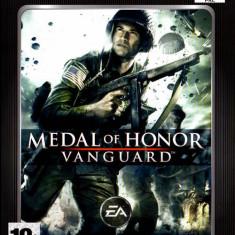 Medal of Honor - Vanguard - PLATINUM - PS2 [Second hand] - Jocuri PS2, Shooting, 12+, Multiplayer